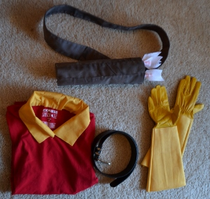 Gaston Costume