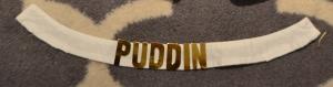PUDDIN Choker DIY