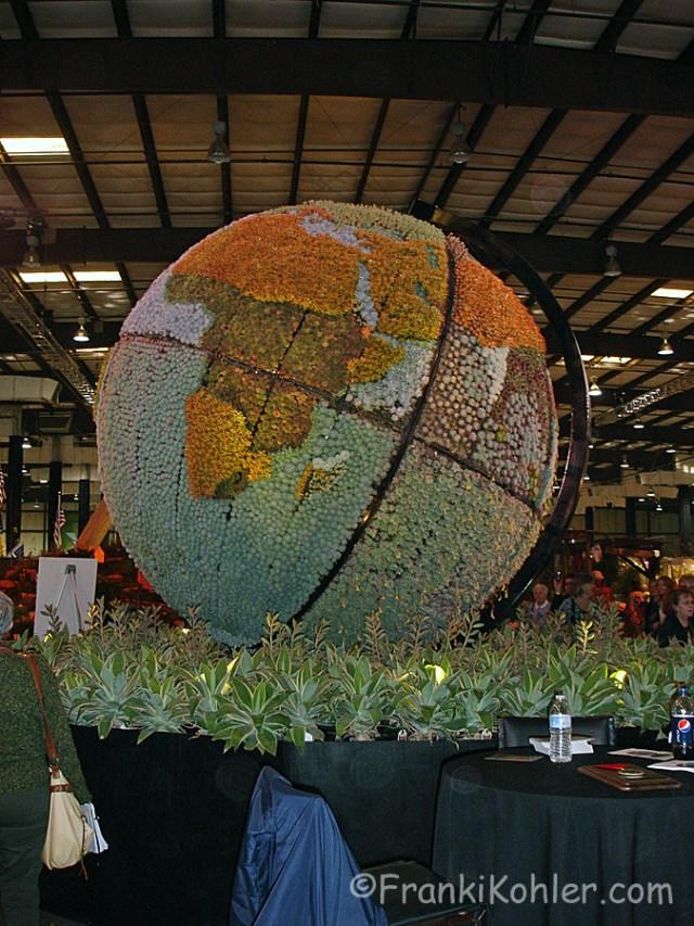 Franki Kohler, Succulent Globe3