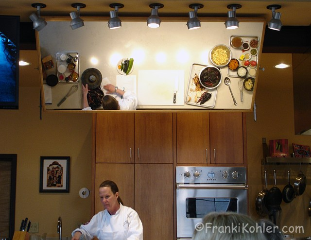 Franki Kohler, Chef Tracy Ritter talks peppers
