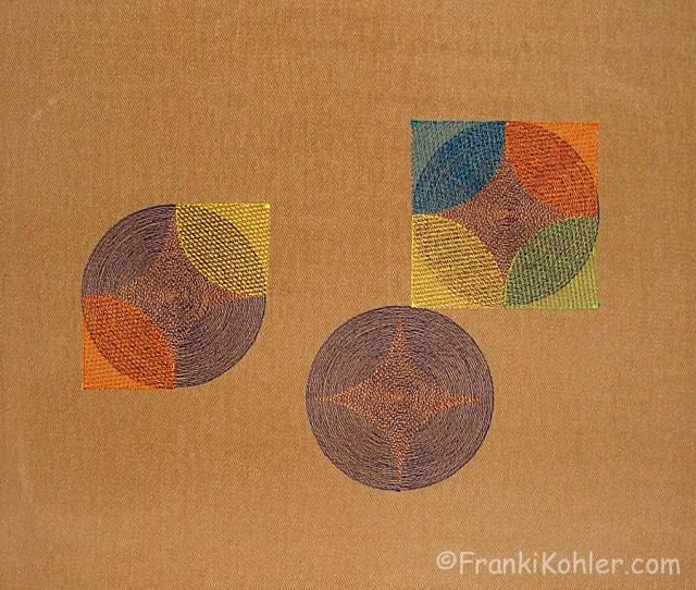 Franki Kohler, Cirlce design