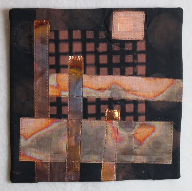 "Sandi Goldstein, 12"" x 12"", Untitled"