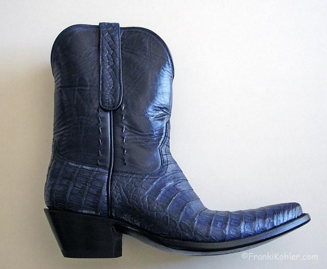 Franki Kohler, Boots
