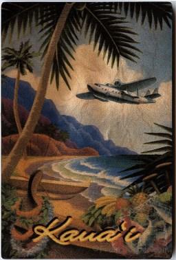 Franki Kohler, Vintage Hawaiian Postcard