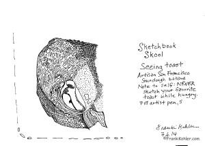Franki Kohler - Seeing Toast