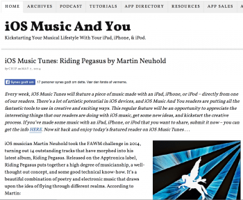 iosmusic and you