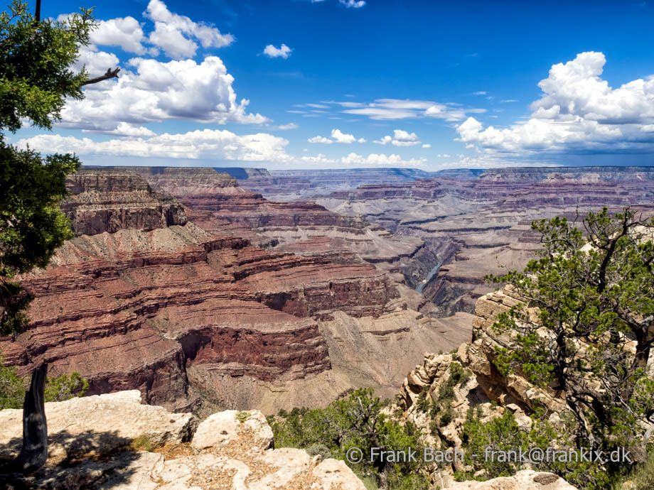 Grand Canyon National Park panorama, Arizona