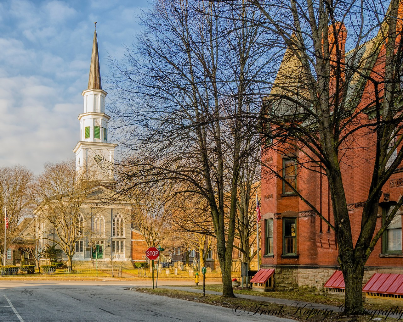Reformed Church Herkimer NY 2/7/16