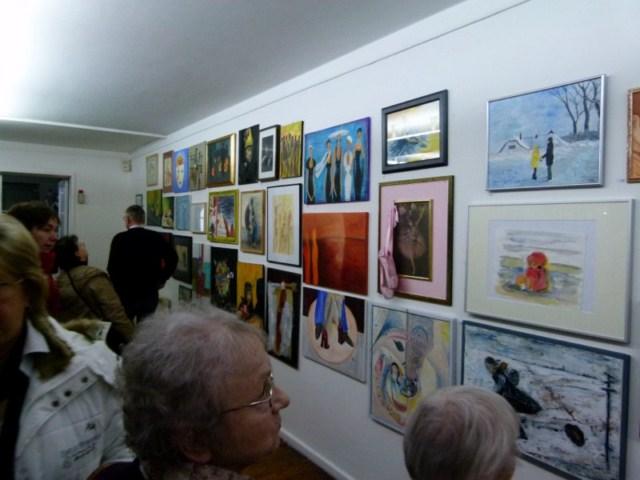 ROSTOCK KREATIV 2011 - Ausstellung der Rostocker Hobbykünstler (5/6)