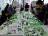 Aquarellkurs mit Frank Koebsch in der Kunsthalle Rostock im Rahmen Rostock kreativ (17)
