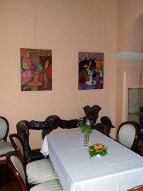 Einblick in die Ausstellungsräume im Schloss Griebenow (c) FRank Koebsch (6)
