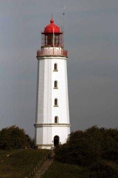 Leuchtturm auf dem Dornbusch von Hiddensee (c) FRank Koebsch (1)