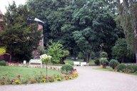 Park vom Schloss Meyenburg (c) Frank Koebsch