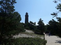 Leuchtturm am Darßer Ort (c) Frank Koebsch (1)