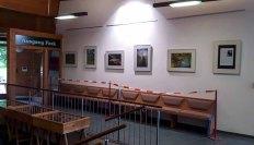 Ausstellungsbereich im Umweltbildungszentrum des Wildparks MV (c) FRank Koebsch