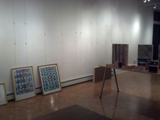 Studio 107 - Thank You Mel for the space, opportunity to share my work, and for the FOREVER support.
