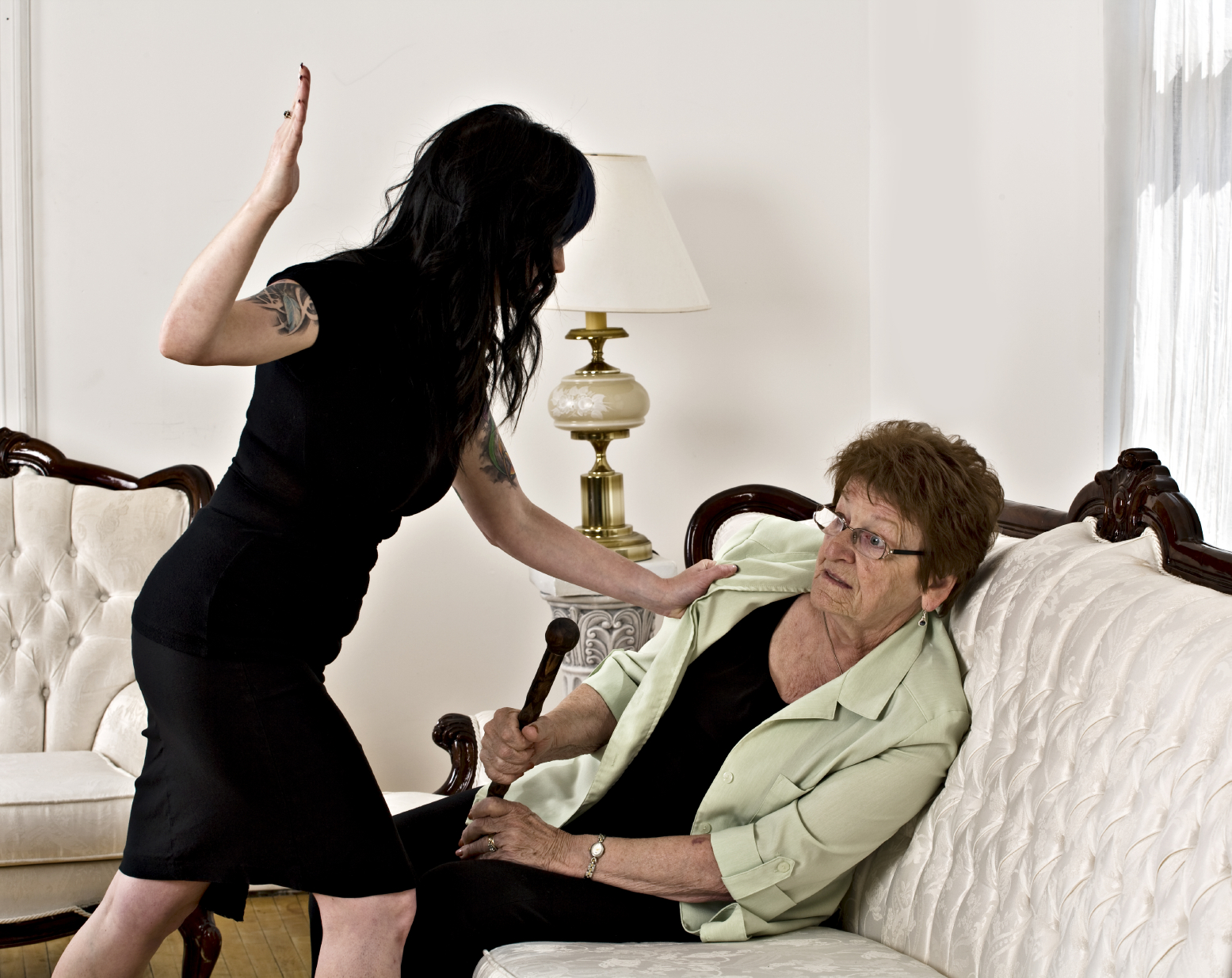 Indiana Ranks In The Middle For Elder Abuse Protection