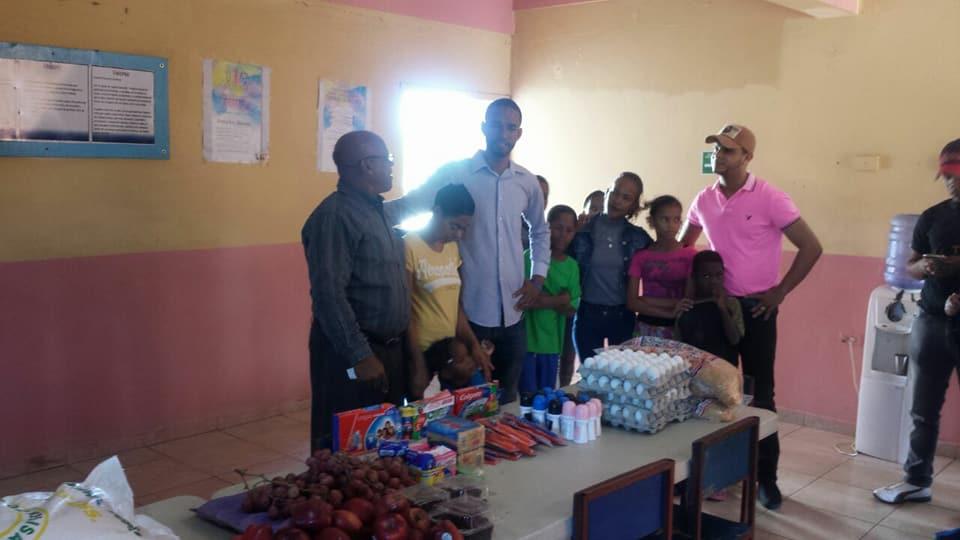 Hogar la Esperanza de un niño en Montecristi, abundancia de amor y carencia de todo lo material-Crónica 1 de 10
