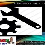 Asientos de ajustes en Contabilidad. Programa especial en www.franklinonesimotavarezsanchez.com