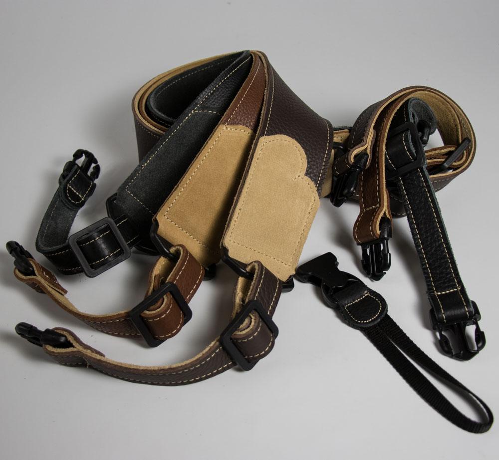 banjo strap glove leather quick release franklin strap. Black Bedroom Furniture Sets. Home Design Ideas