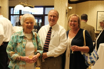 Anne T. Rutherford, Loy Hardcastle and Cindy Thomsen