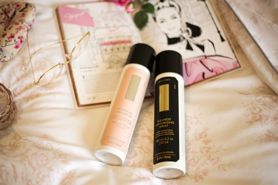 Some Fashion & Beauty Finds from &Other Stories- feat &Other Stories Fullness Texturizing Spray & Universal Hair Spray