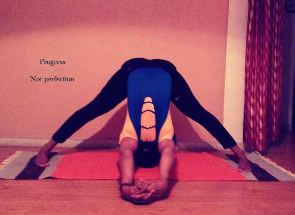 Yoga Asana 12