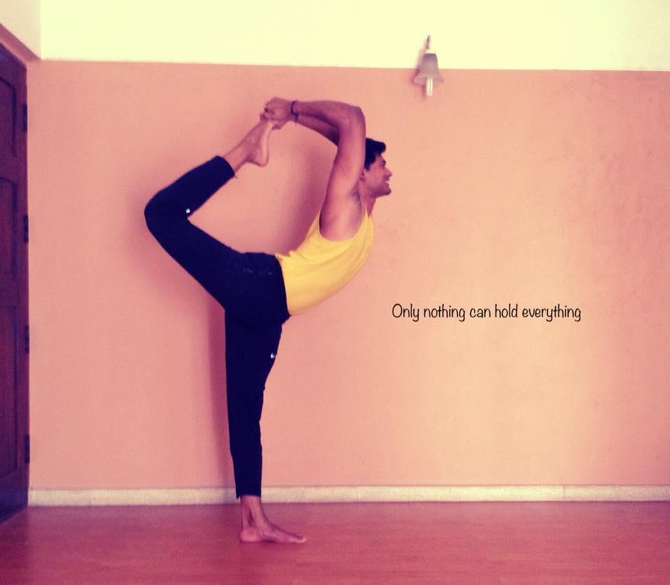 Yoga Asana 14