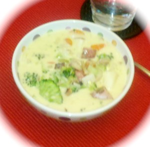Frankly, My Dear . . . : Cheesy Potato Soup