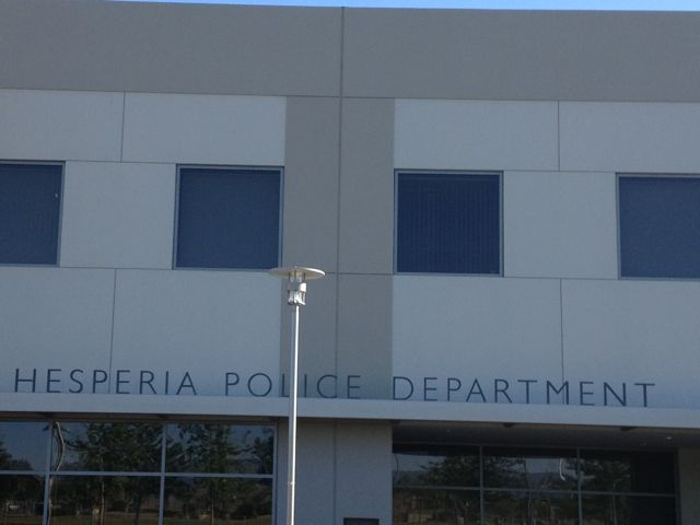 Hesperia Police Department