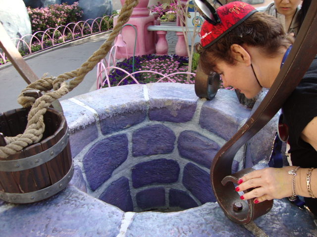 At the Wishing Well