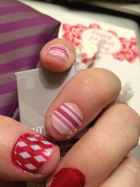 Jamberry Mother's Day Ruby & Rose Set