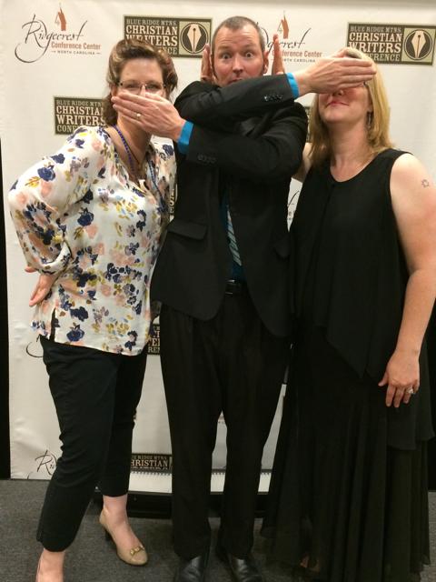 The Sibs at Blue Ridge: Molly Jo Realy, Aaron Gansky, Alycia Morales
