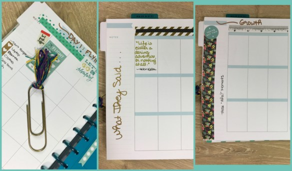 Happy Planner: Conference Style - Week-at-a-Glance Pages