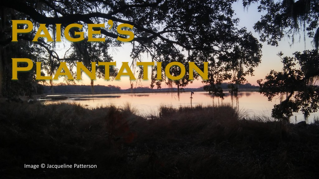 Paige's Plantation - How to be a Southern Belle in Ten Easy Steps