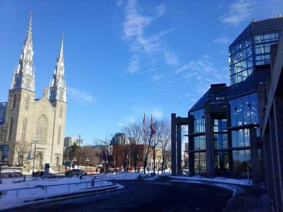 William Kendall, Photoblogger: Notre Dame and the National Gallery of Canada