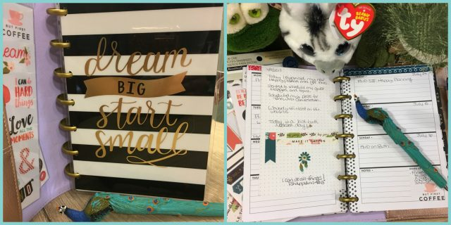 Frankly, My Dear . . . : My Blogging Planner