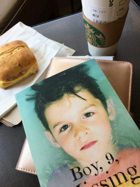 Frankly, My Dear . . . Boy, 9, Missing