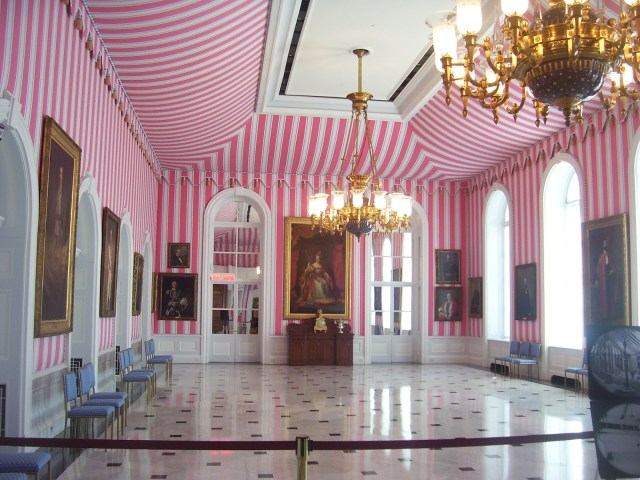 Tent Room, Rideau Hall, by photoblogger William Kendall