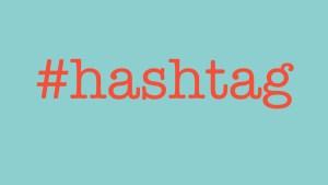 Frankly, My Dear . . .: #Hashtag