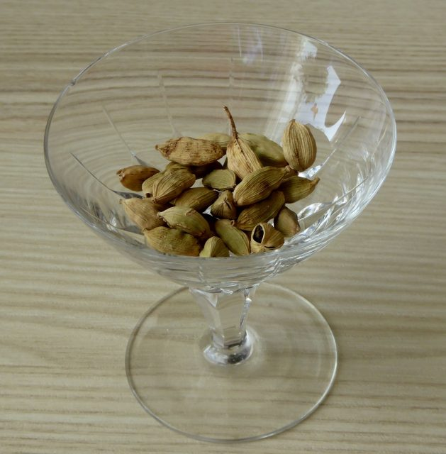 Frankly, My Dear . . . : Cardamom is the Perfect Autumn Oil