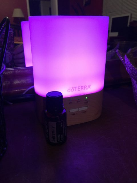 Frankly, My Dear . . . : DoTERRA Serenity and Lumo Diffuser