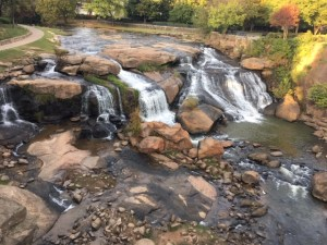 Frankly, My Dear . . . : Greenville Falls Park