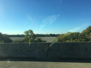 Frankly, My Dear . . . Crossing the Mississippi