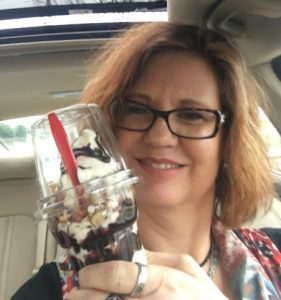 Frankly, My Dear . . . : My Perfect Valentines Day with a Peanut Buster Parfait from Dairy Queen