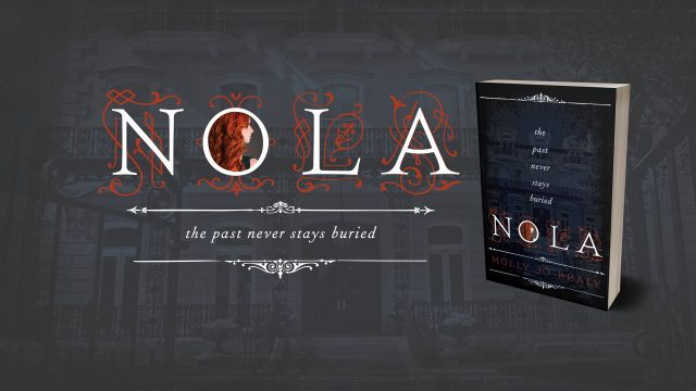 NOLA by Molly Jo Realy now available. Click on the image to order.