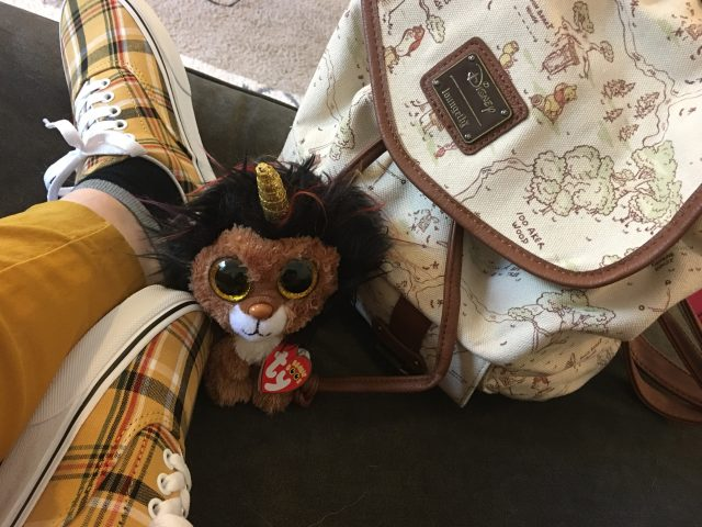 Frankly, My Dear . . . : Stay Wild: new Vans and a Winnie the Pooh Backpack