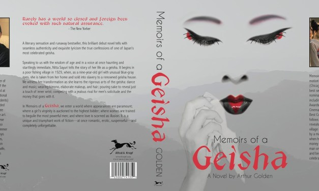 "BOOK REVIEW: ""MEMOIRS OF A GEISHA"""