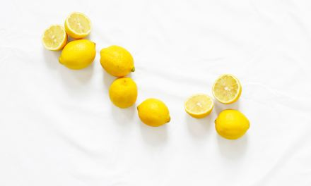 """TURN YOUR LEMONS TO A DELICIOUS """"LEMONADE"""""""