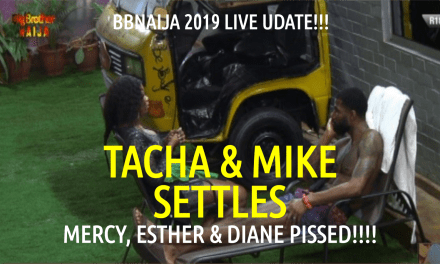 Mike and Tacha Settles